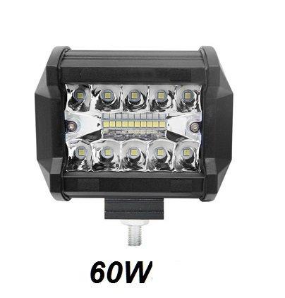 Халоген - LED БАР , 60 W , 9,5 см