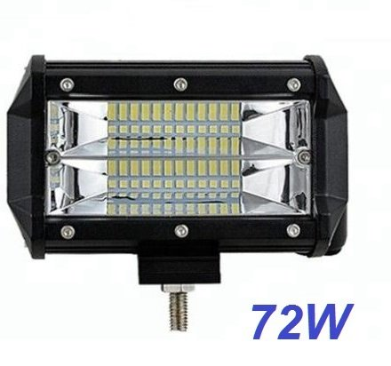Халоген - LED БАР , 72 W , 13,5 см