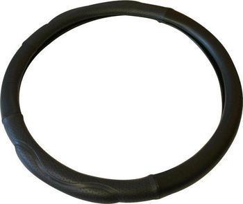 Калъф за волан , черен , диаметър 38