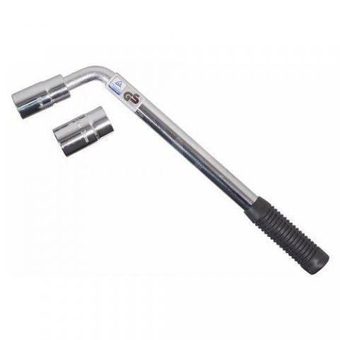 Ключ за гуми L - форма , 17-19/21-23 mm