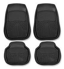 Комплект гумени стелки за кола , универсални