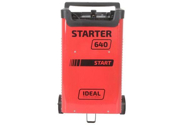 Зарядно устройство за акумулатор, на 12/24V, STARTER 640