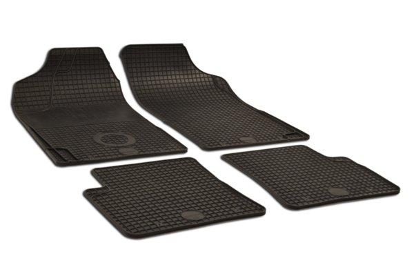 Комплект гумени стелки BMW 5 (F10) Sedan/Combi 2010-