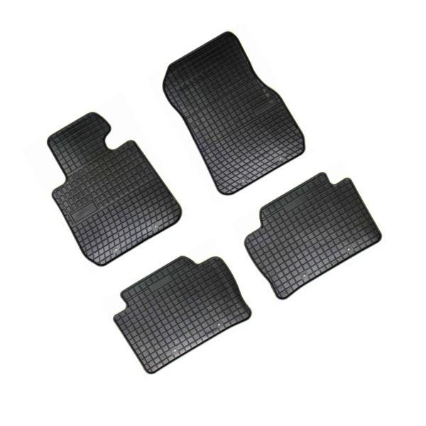 Комплект гумени стелки за BMW 3 (F30,F31) 2012-