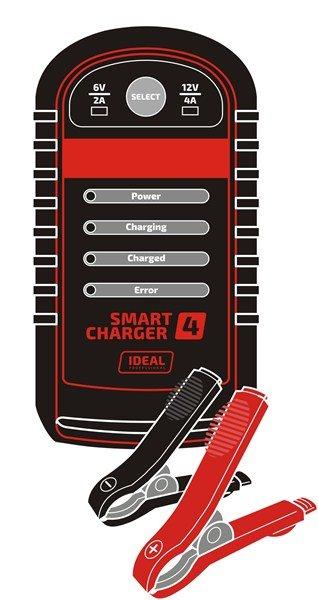 Зарядно устройство за акумулатор SMART 4