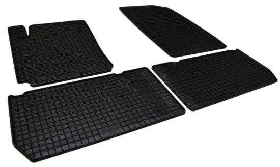 Комплект гумени стелки за Citroen Xsara Picasso 2000-