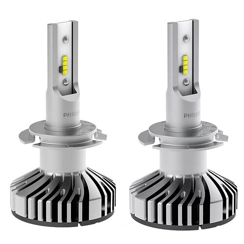 Комплект 2 броя крушки Philips H7 LED Ultinon