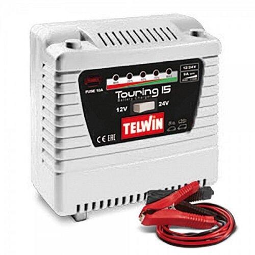 Зарядно устройство за акумулатор,TELWIN TOURING 15