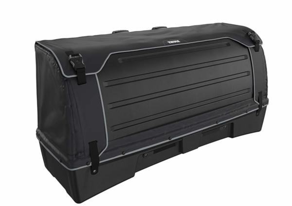 Кутия за багаж към носача на теглича THULE