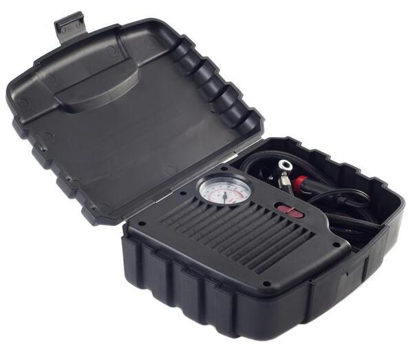 Авто компресор Compass 18 бара, Адаптер 12v DC