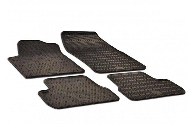 Комплект гумени стелки Citroen C3 2010-