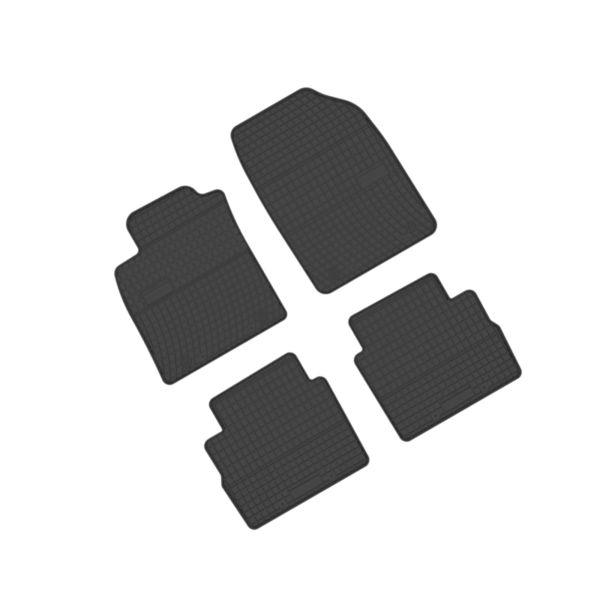 Комплект гумени стелки за Opel Astra J 2009-