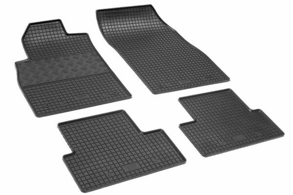 Комплект гумени стелки за Opel Astra J 2010-