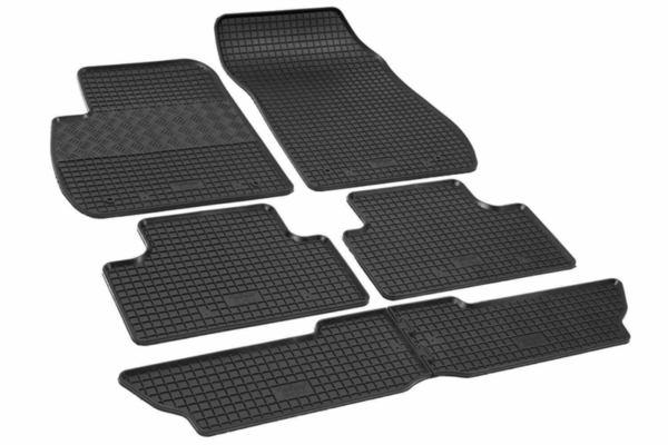 Комплект гумени стелки за Opel Zafira Tourer C 2012-, 7 седалки
