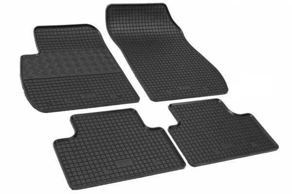Комплект гумени стелки за Opel Zafira Tourer C 2012-, 5 седалки