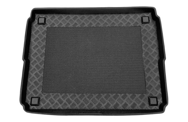 Пластмасова стелка багажник за Peugeot 407 sedan 2004-
