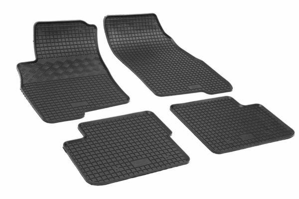 Комплект гумени стелки за Fiat Grande Punto 2005-2012