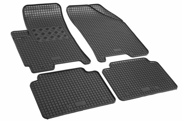 Комплект гумени стелки за Chevrolet Aveo 2002-2011