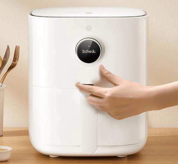 Xiaomi Mi Smart Air Fryer - Готви здравословно и умно