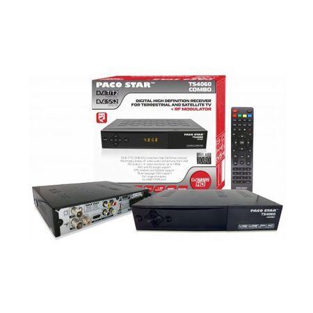 PACO STAR TS4060 Цифрови приемници, декодери