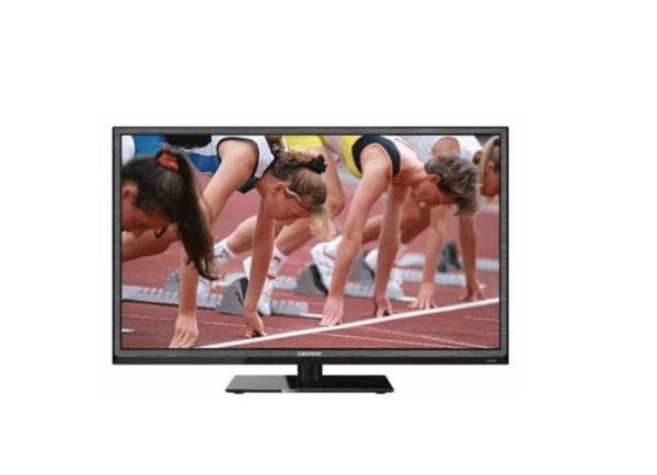 """Телевизор Crown 28126, 28"""" (71.12 cm) HD LED TV, DVB-T/C, HDMI, VGA, USB"""