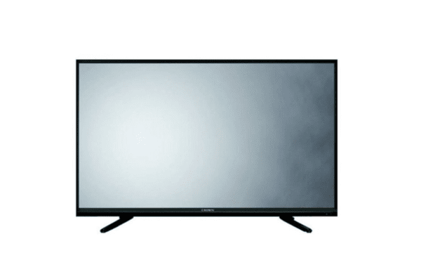 "Телевизор Crown 40K600, 40"" (101.6 cm) Full HD LED TV, DVB-T/C, 3x HDMI, VGA, USB"