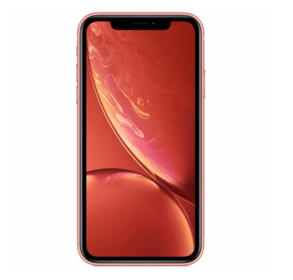 Apple iPhone XR, 64gb, Coral