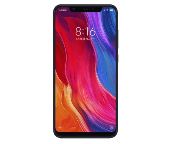 Xiaomi Mi 8, Dual SIM, 64GB, 4G, Black