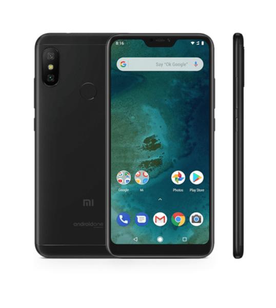 Xiaomi Mi A2 Lite, Dual, 32gb, Black
