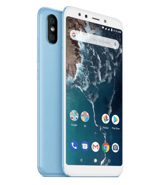 Xiaomi Mi A2, Dual, 64gb, Blue