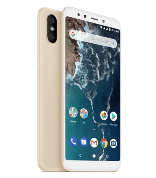 Xiaomi Mi A2, Dual, 64gb, Gold