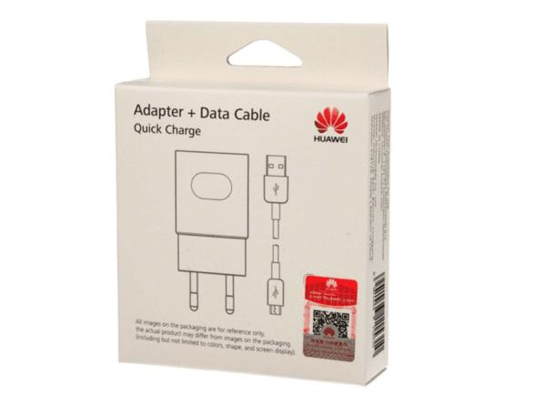 Оригинално зарядно устройсво Huawei 9V2A Power Adapter AP32 с кабел