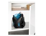 Прахосмукачка без торба Rowenta Compact Power 3A RO3731, 1.5 л, 750 W, Филтър с висока ефективност, 8.8 м, Черна/Синя
