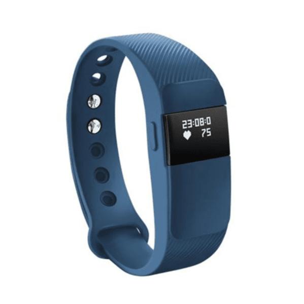 Фитнес гривна ACME ACT05B activity tracker, HR, Синя