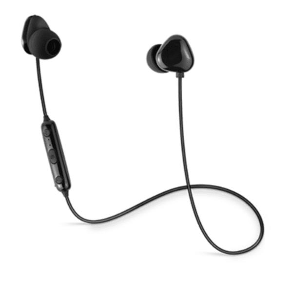 Bluetooth слушалки с тапи и Микрофон ACME BH104, Черни