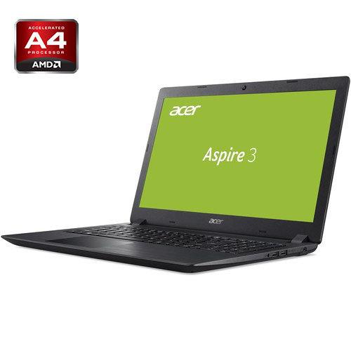 """NB Acer Aspire 3 A315-21G-42EZ /15.6"""" FHD Antiglare/AMD DUAL Core A4-9120 (2.2GHz-2.5GHz, 1MB L2 Cache) (7th Gen)/AMD Radeon™ 520 2GB GDDR5/4GB(1x4GB) DDR4/1000GB+(m.2 slot SSD free)/W/o ODD"""