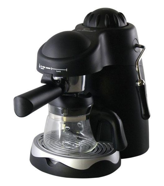 Кафеварка Elekom EK-662, налягане 4 бара, мощност 800 W