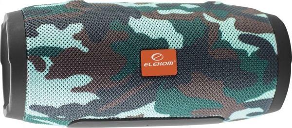 ПОРТАТИВНА ТОНКОЛОНА Elekom EK-E3 HS, различни цветове