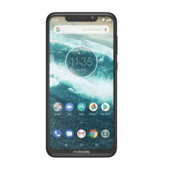 Motorola One, Dual SIM, 64GB, 4G, Black