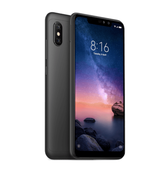 Xiaomi Redmi Note 6 Pro, 32GB, Dual Sim, Black