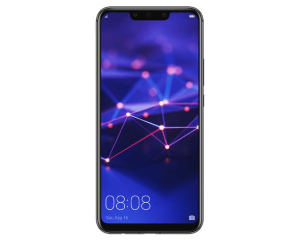 Huawei Mate 20 Lite, Dual SIM, 64GB, 4G, Черен