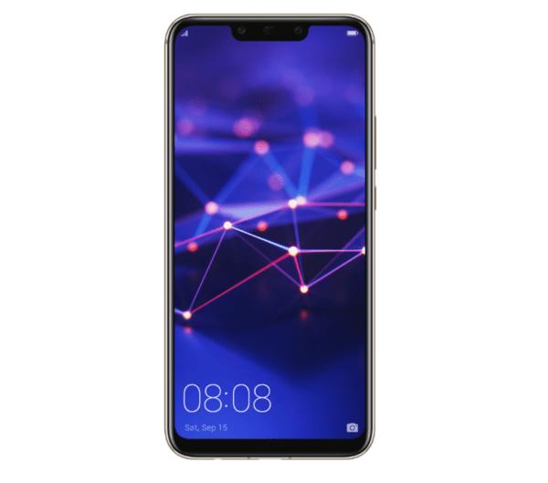 Huawei Mate 20 Lite, Dual SIM, 64 GB, 4G, Златен