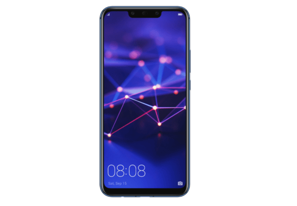 Huawei Mate 20 Lite, Dual SIM, 64 GB, 4G, Син