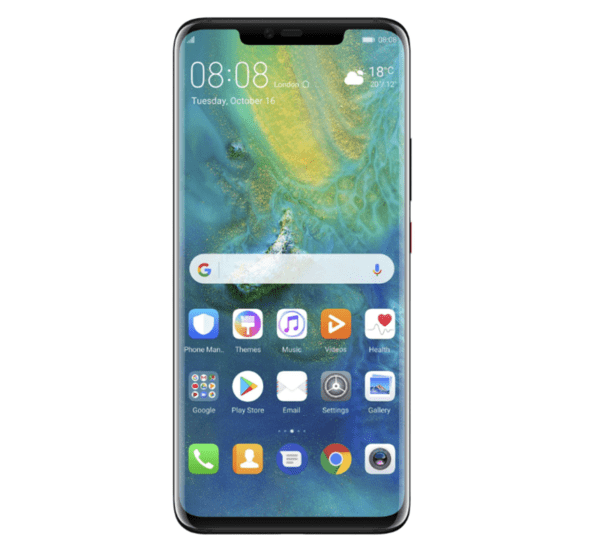 Huawei Mate 20 Pro, Dual SIM, 128GB, 4G, Black