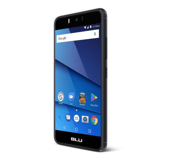BLU R2, Dual SIM, 16GB, 4G, Черен