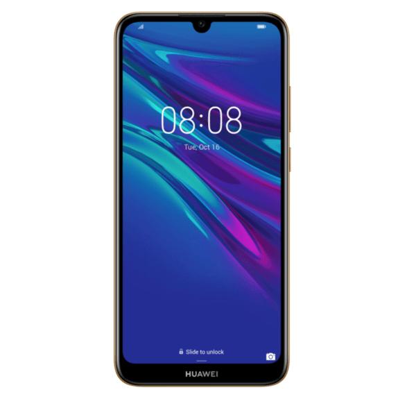 Huawei Y6 2019, Dual SIM, 32GB, Amber Brown
