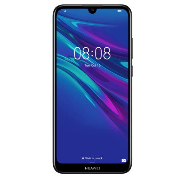 Huawei Y6 2019, Dual SIM, 32GB, Midnight Black