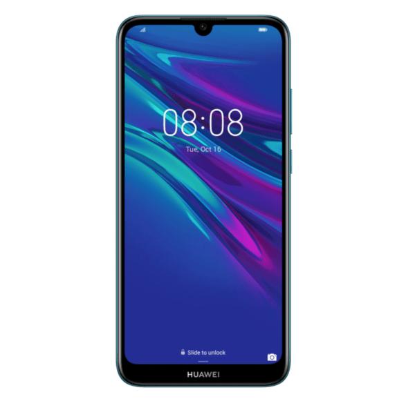 Huawei Y6 2019, Dual SIM, 32GB, Sapphire Blue