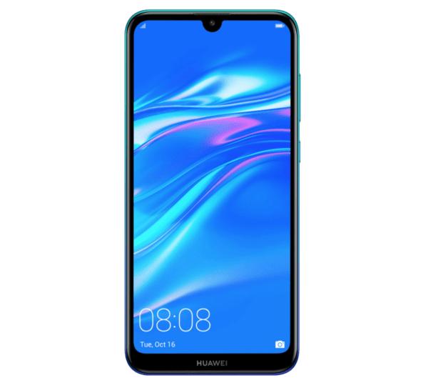 Huawei Y7 2019, Dual SIM, 32GB, Aurora Blue