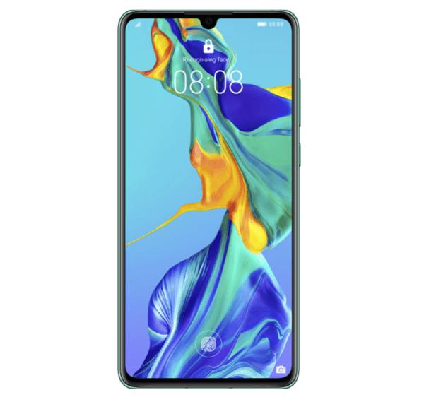 Huawei P30, Dual SIM, 128GB, Aurora